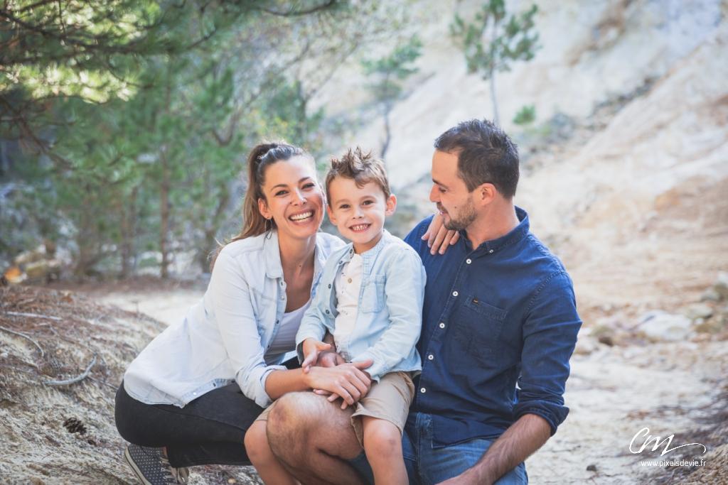 Séance Portraits de Famille